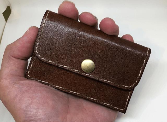 小さい財布(小銭入れ)